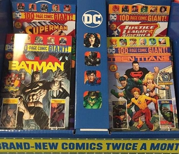 Comic Store in Your Future: My Walmart Overlords Are Making Me Money