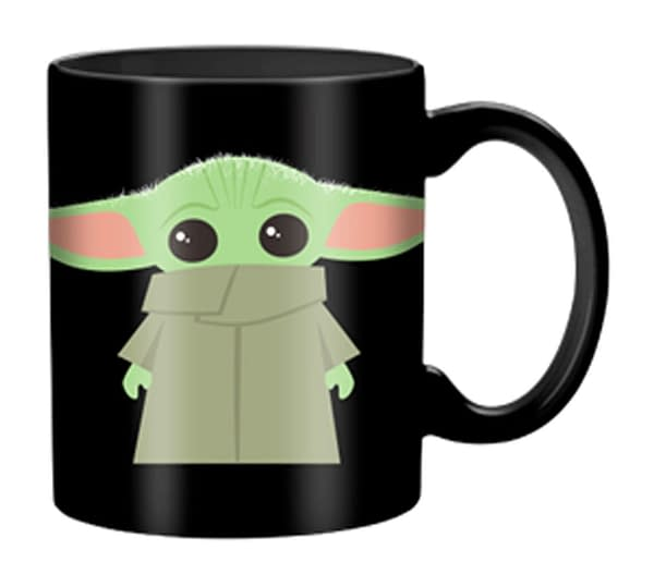 STAR WARS THE MANDALORIAN BABY YODA MUG from Fun.com.