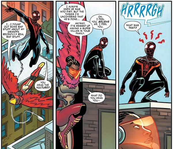 Why Miles Morales Reveals His Secret Identity As Spider-Man, Again
