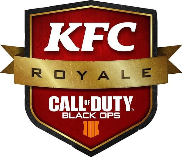 KFC is Launching a UK-based Call Of Duty: Black Ops 4 Tournament