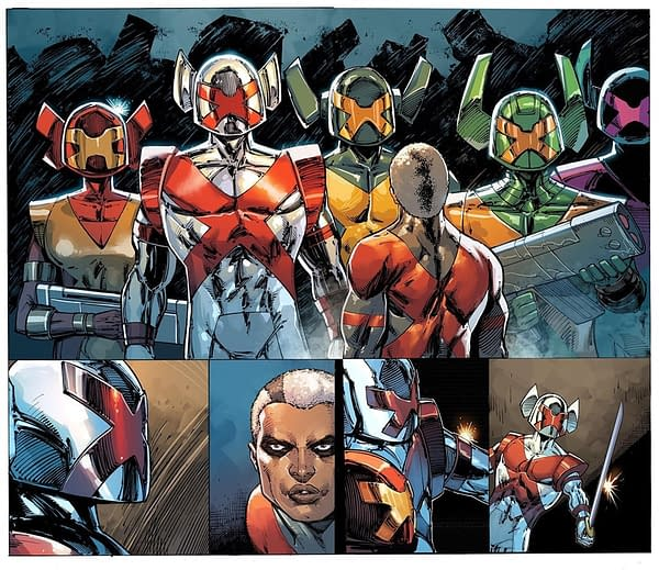 Bring On the Bunny Ears – Rob Liefeld Launches X-Command in Major X #0