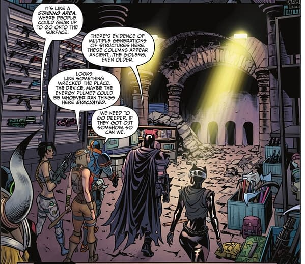 Batman Unearths Hidden Truths About Fortnite