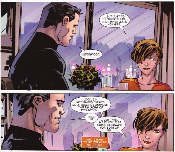 The X-Men Gets An Opposite-Sex Marriage Proposal… (X-Men Gold #9 Spoilers)