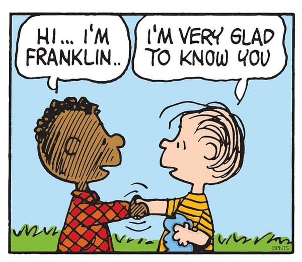 Franklin: BBC Radio Play About the First Black Character in Peanuts