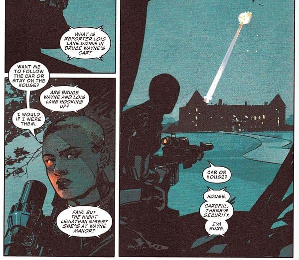Batman Therapy