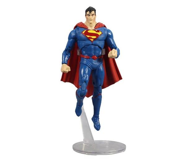 Rebirth Superman Arrives At McFarlane Toys DC Multiverse