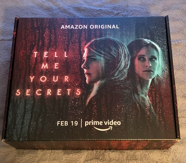 Tell Me Your Secrets Gave Us A Mystery Promotional Package