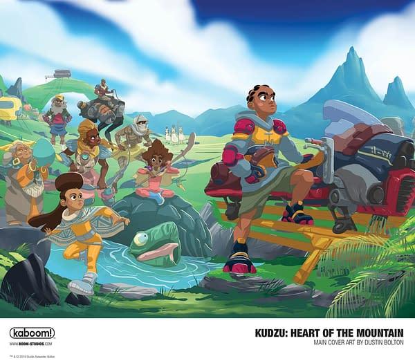 Kudzu: Heart of the Mountain