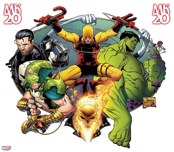Travel Foreman, Niko Henrichon Join Donny Cates's Marvel Knights Revamp