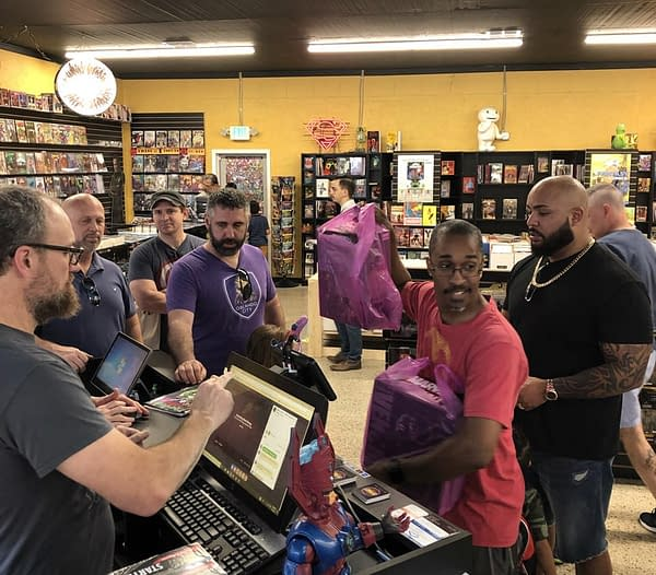 Bamf Comics & Collectibles Opens In Florida