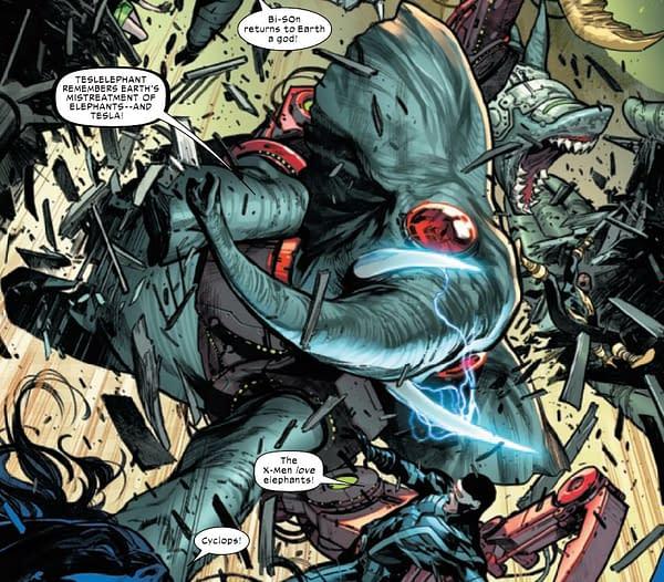 Krakoan Days And Nights X-Men