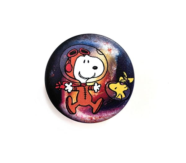 Snoopy in Space? Peanuts Launches Woodstock NASA Comic at San Diego Comic-Con