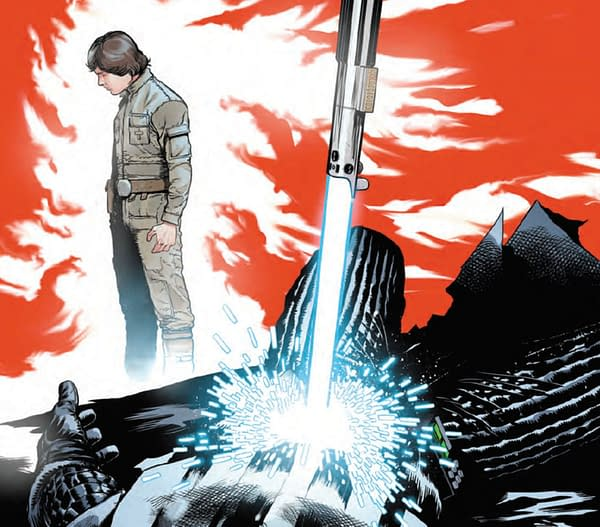 Darth Vader Sees An Alternate Ending To Return Of The Jeddi
