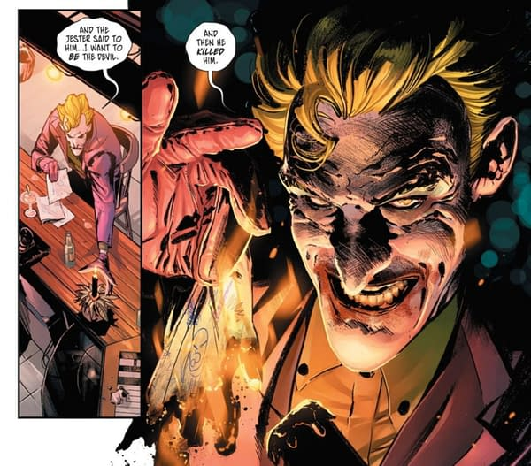 When James Tynion IV Planned A Brand New Joker, Chase Kerry, For 5G