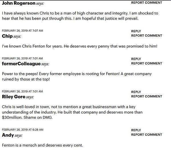 Now Valiant Owners' DMG Counter Sue IDW's Chris Fenton For $30 Million