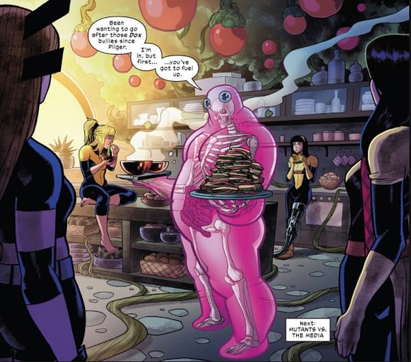 New Mutants #11 - Is This Storyline Finally Over Now? [XH]