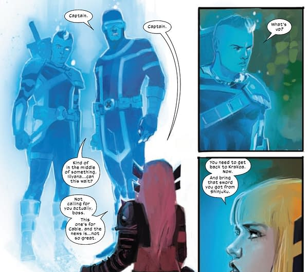 Callings, Clones and the Sheriff Of Blightspoke In Today's X Of Swords