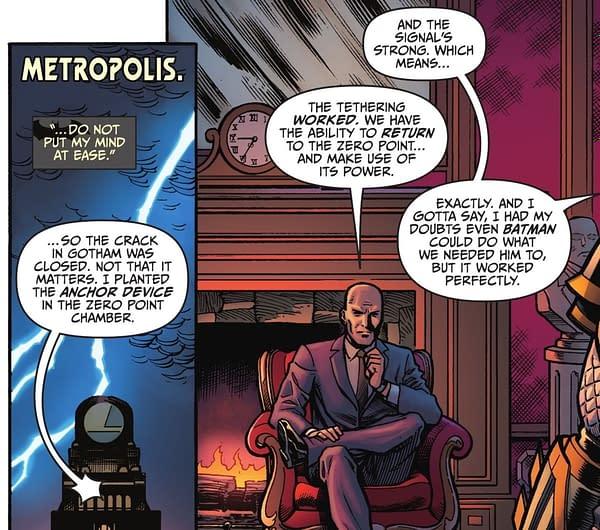 Is Fortnite Island Coming To Metropolis? (Spoilers)