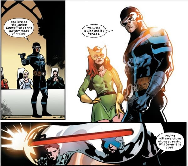 Will We Get A Captain Britain Title Out Of X Of Swords?