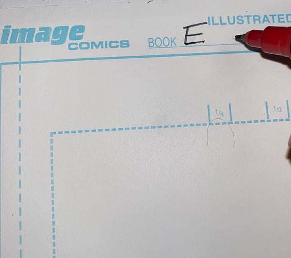 #TonySDaniel Returns to #ImageComics For Something Beginning With E.