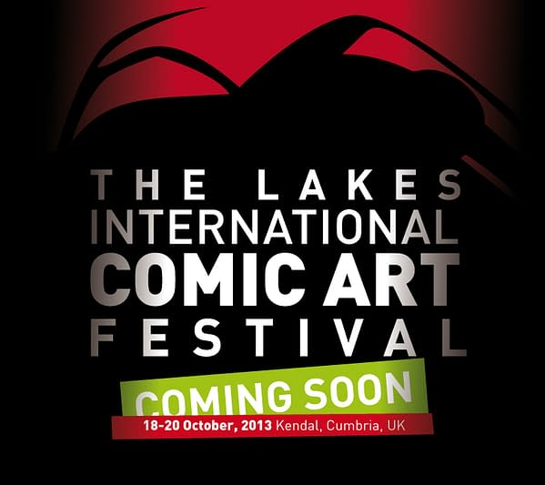 The Lakes International Comic Art Festival – The UK Does Angouleme?