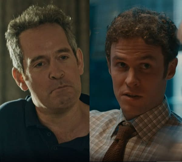 Iain De Caestecker, From SHIELD to Wearing Tom Hollander's Nose in Us