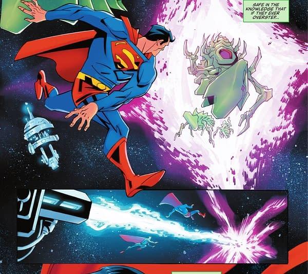 Amanda Waller Hates Superboy - All Of Them