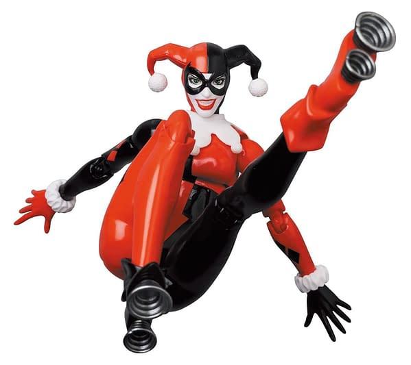 Harley Quinn From Batman: Hush Gets Her Own MAFEX Figure