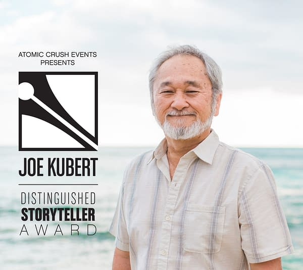 Stan Sakai Named Inaugural Joe Kubert Award Winner By Comic Con Revolution, Kubert School