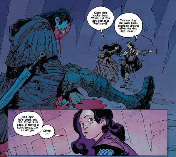 Umbral Issue 1