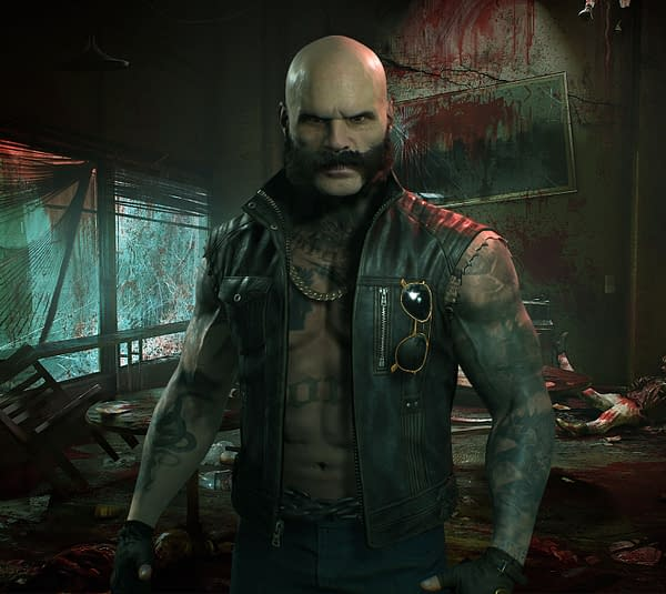 The Brujah Clan Appears in Vampire: The Masquerade – Bloodlines 2