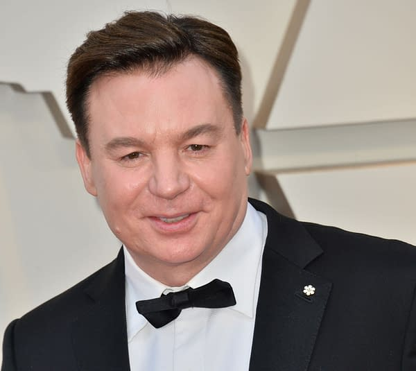 Yeah Baby! Netflix Announces New Mike Myers Series 'The Pentaverate'