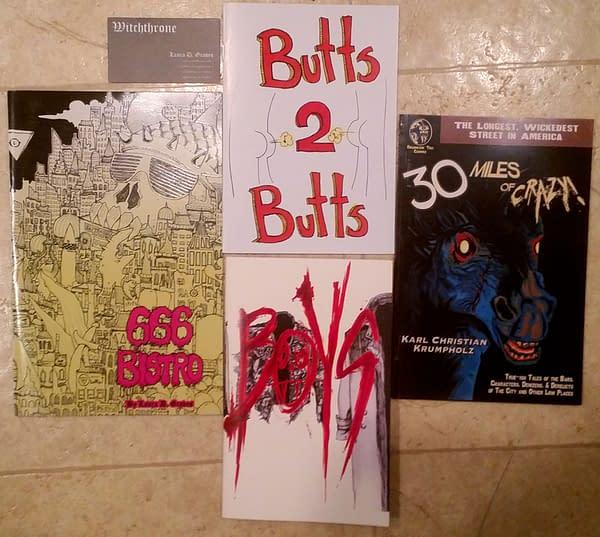 15 Indy Comics