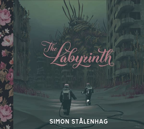 The Labyrinth: Image/Skybound to Publish New Artbook by Simon Stålenhag