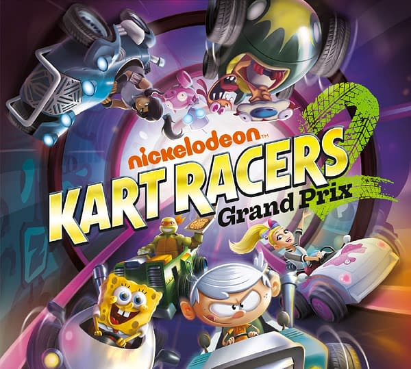 Nickelodeon Kart Racers 2: Grand Prix sports a bigger roster than the original, courtesy of GameMill Entertainment.