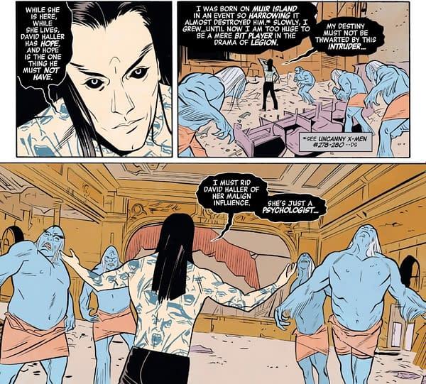 X-Men: Bland Design – Somebody Call the Fashion Police on Legion #3