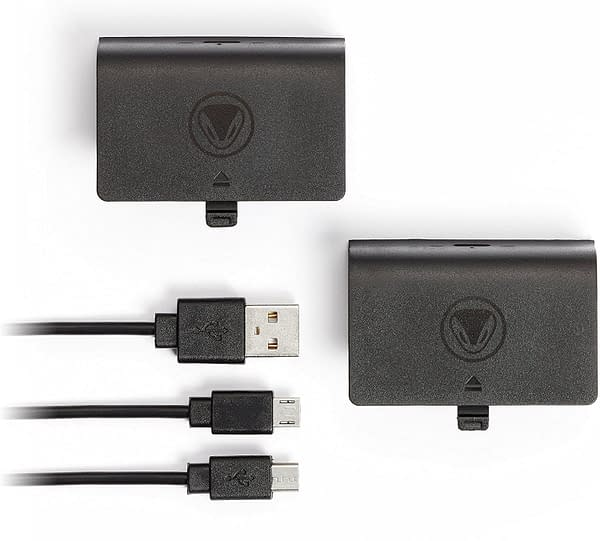 You Know What? Forget Batteries! We Review Snakebyte's Xbox One Battery: Kit