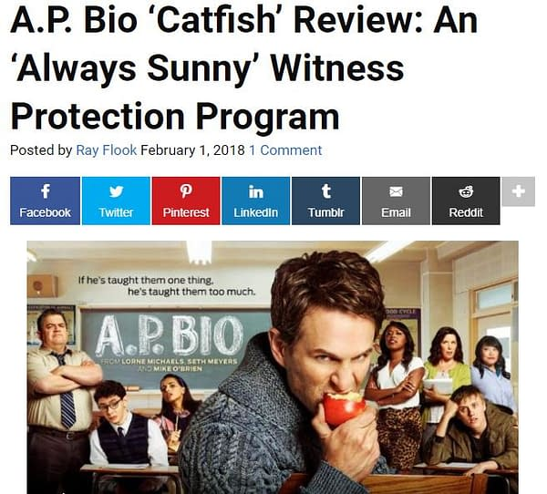 ap bio season 1 episode 2 recap review