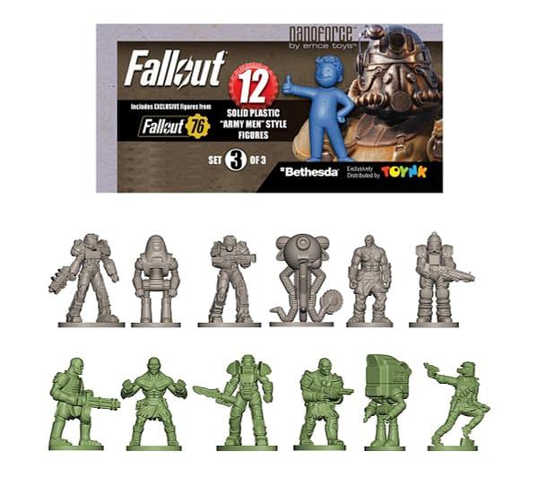 Fallout Nanoforce Figures 3