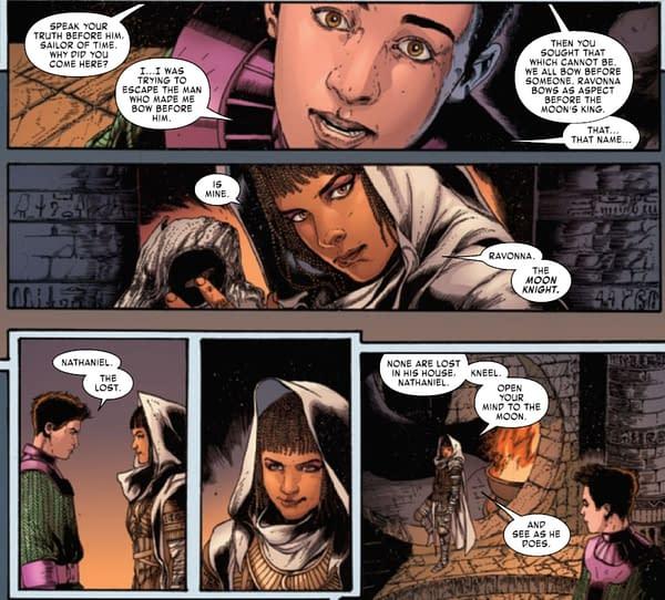 Now Ravonna Lexus Renslayer Gets A New Origin In Kang #2 (Spoilers)