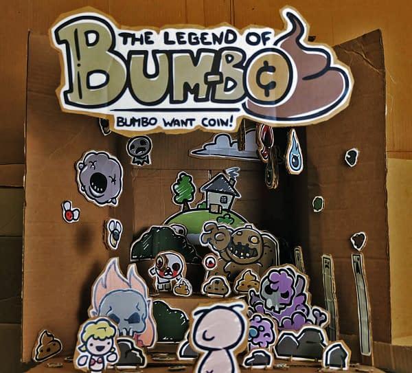 """""""The Legend Of Bum-Bo"""""""