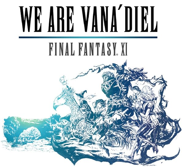 We Are Vana'Diel launches a 20-year celebration, courtesy of Square Enix.