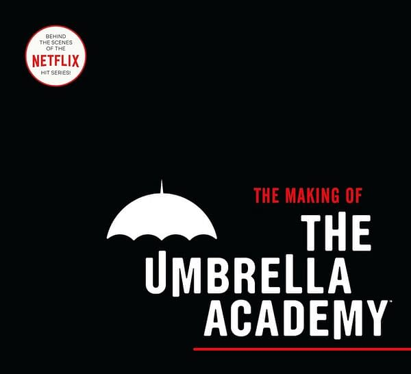 Umbrella Academy TV Show Gets an Art Book from Dark Horse