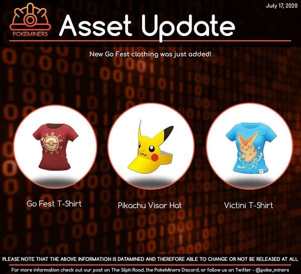 Shadow Mewtwo and GO Fest 2020 Rewards Found in Pokémon GO's Code