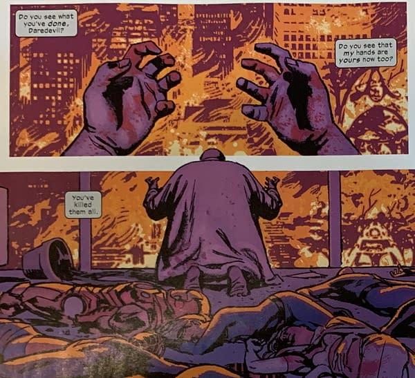 FCBD: Daredevil Spoilers