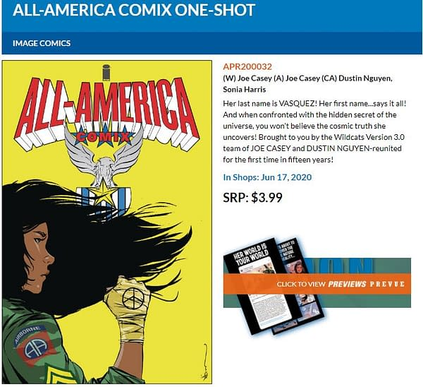 America Chavez and America Vasquez Both Get #1 in June - And Chavez Written By Vasquez