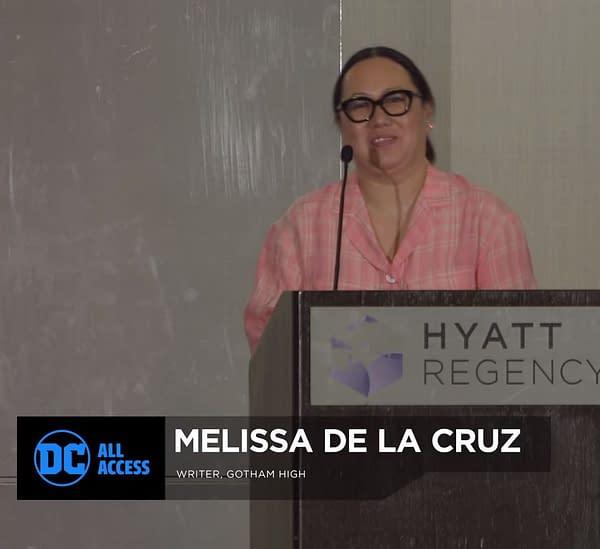 Melissa de la Cruz's Gotham High: a Multicultural Love Triangle Between Batman, Catwoman, and Joker