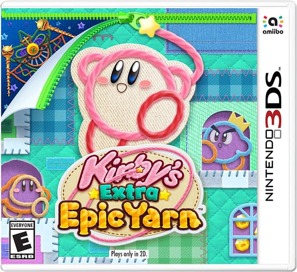 Yoshi's Crafted World and Kirby's Extra Epic Yarn Both Coming in March