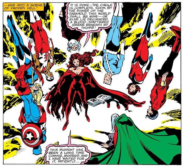 West Coast Avengers #45 Sells For $1500 & More WandaVision eBay Bumps