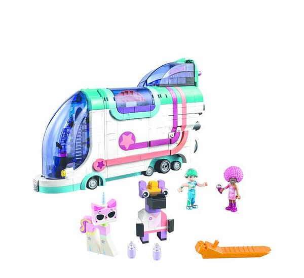 LEGO Movie 2 Pop Up Party Bus 2